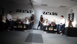 The Zeus PR team get great client testimonials